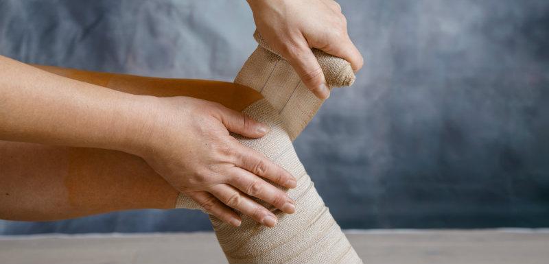 L'ulcère veineux de jambe, une prise en charge difficile